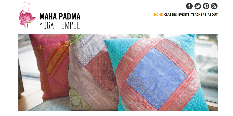 Maha Padma Yoga